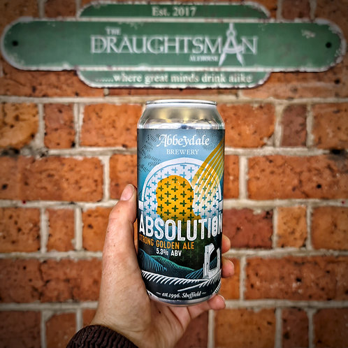 Abbeydale Brewery - Absolution - Strong Golden Ale - 5.3%