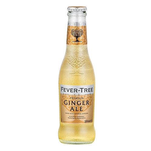 Fever Tree - Premium Ginger Ale - 200ml