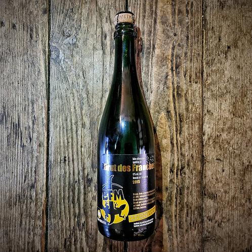 BFM - Le Brut des Franches - Bière de Champagne - 8%