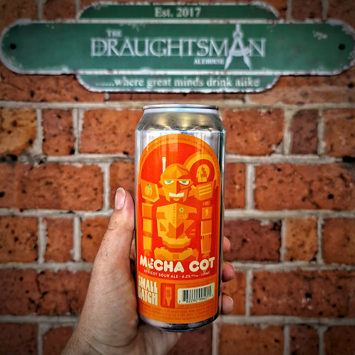 Thin Man Brewery - Mecha Cot - Apricot Sour - 6.2%
