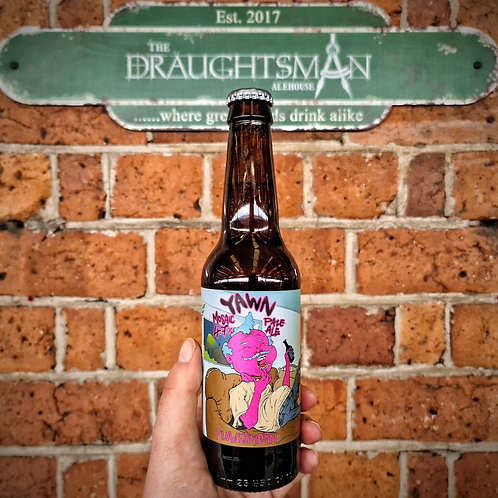 Flowerhorn - Yawn -Pale Ale - 4.7%