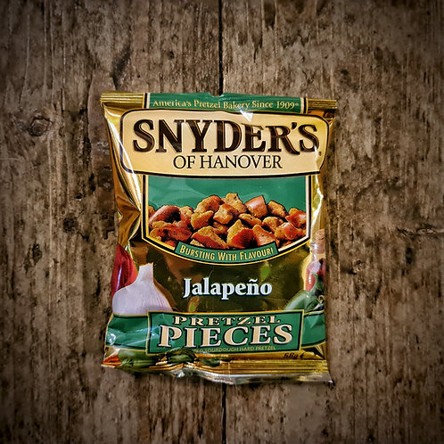 Snyder's of Hannover - Jalapeno Pretzel Pieces - 56g