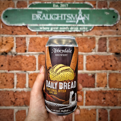 Abbeydale Brewery- Daily Bread - Traditional Bitter - 3.8%