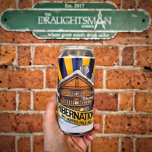 Abbeydale - Hibernation - Pale Ale - 4.2%