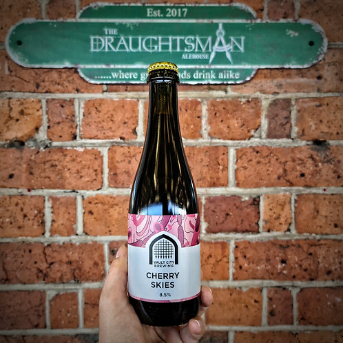 Vault City - Cherry Skies - Fruited Sour - 8.5%