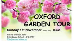 Oxford Garden Tour