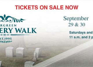 BBCI at Evergreen Cemetery Walk: Bicentennial of Illinois