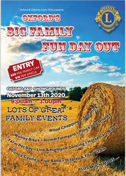 Oxford's Big Family Fun Day Out
