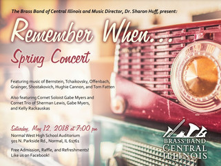 "May 2018: BBCI Presents ""Remember When..."""