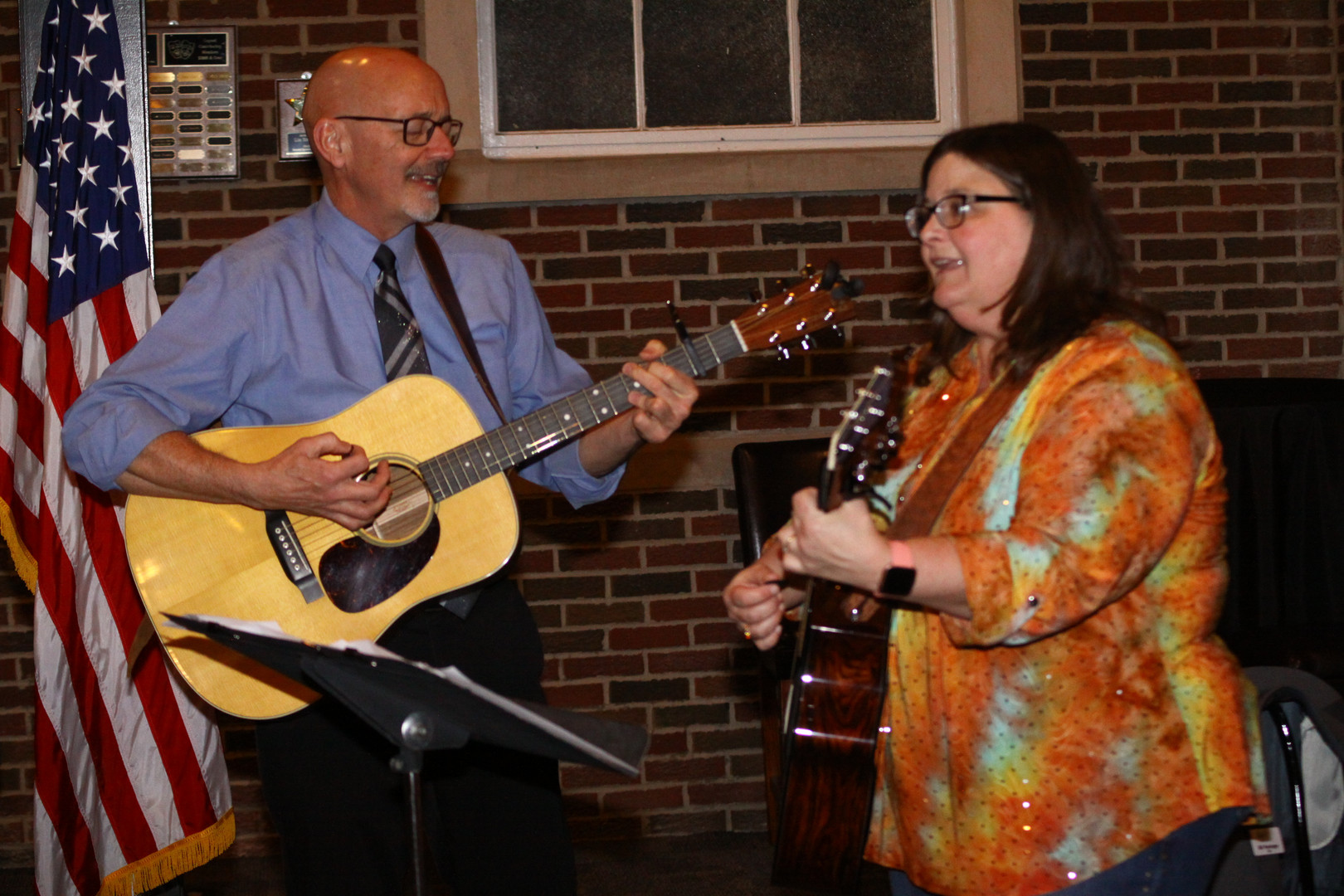 Bill Persinger & Wendy Senogles