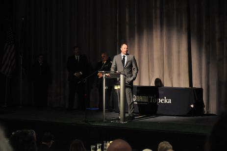 Josh Klamm CIT Officer of the Year