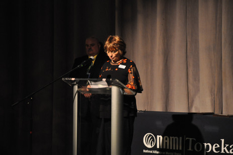 Marilyn Rowland NAMI Topeka Board member