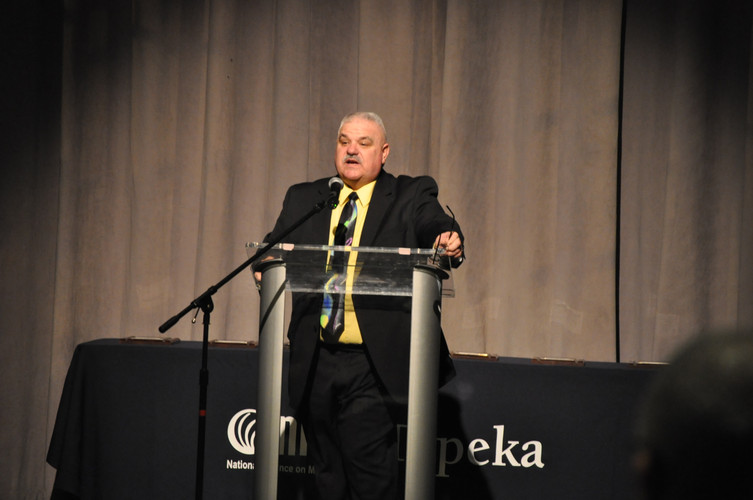 Topeka Chief of Police, Bill Cochran