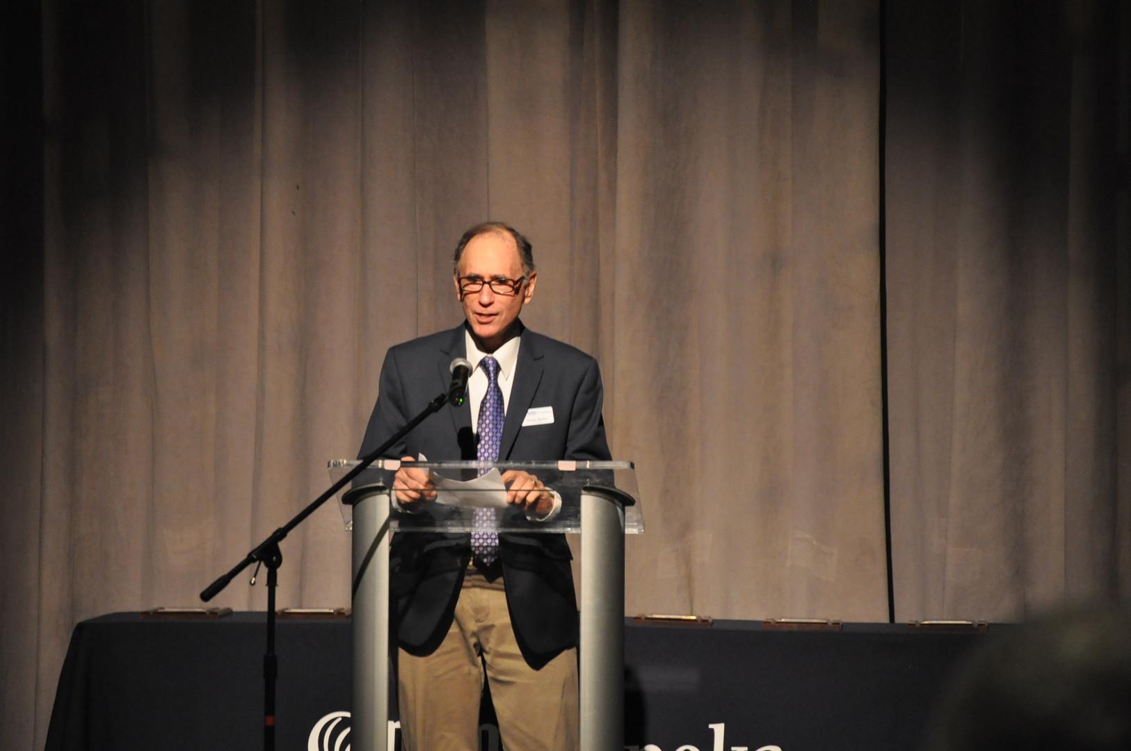 Dennis Bosley NAMI Topeka Board member