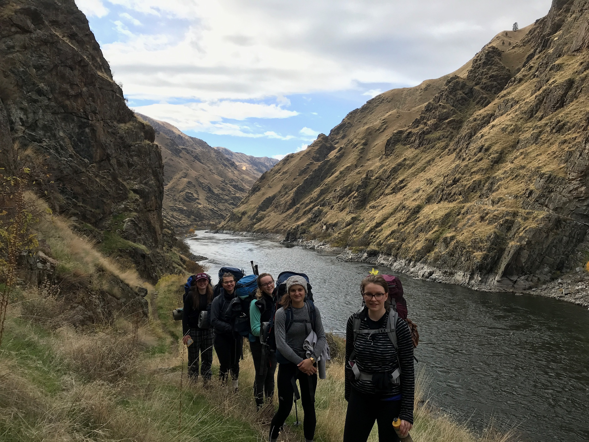 Hells Canyon Backpacking