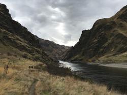 Hells Canyon Backpacking