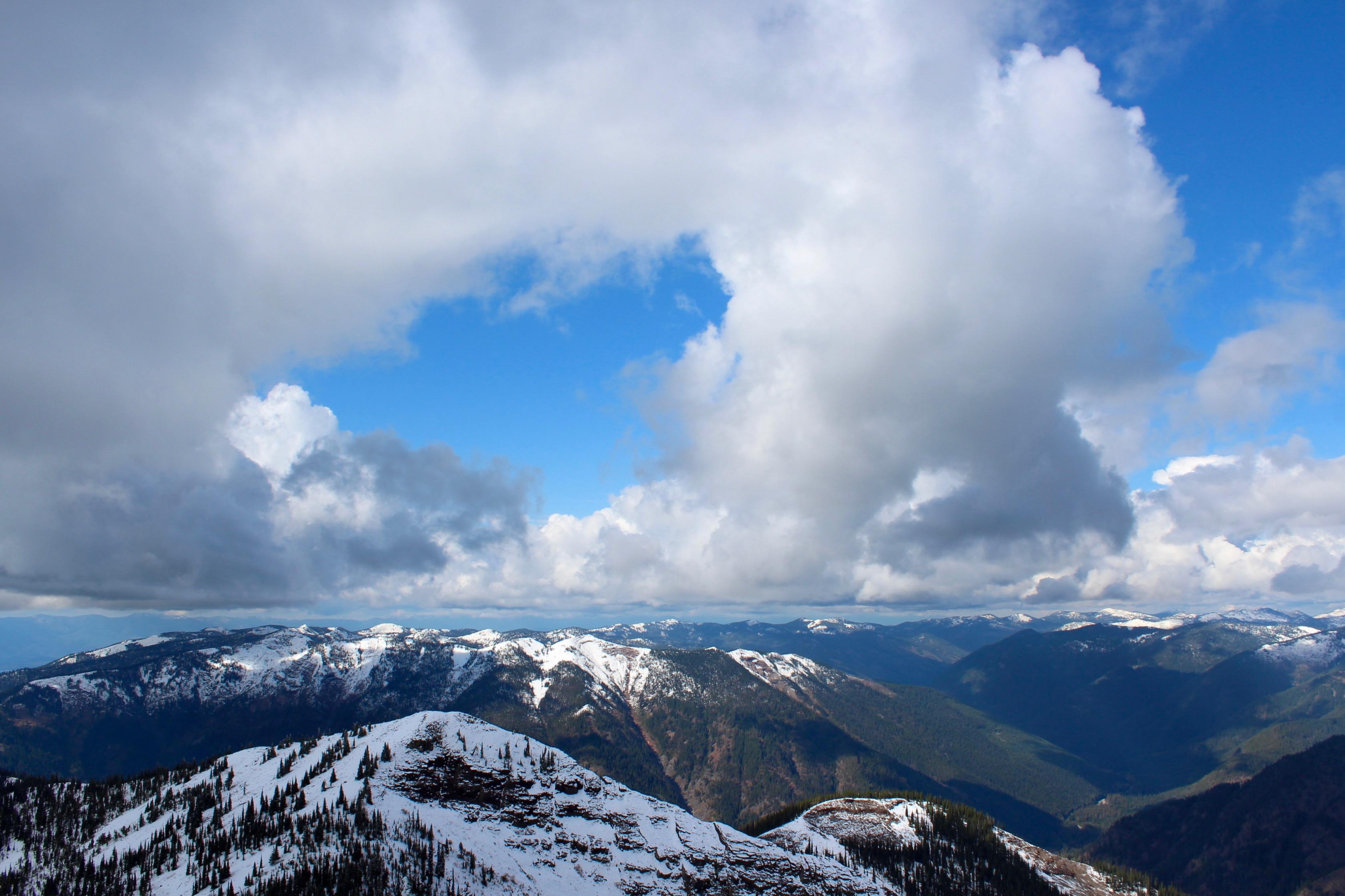 Scotchman Peak Day Hike