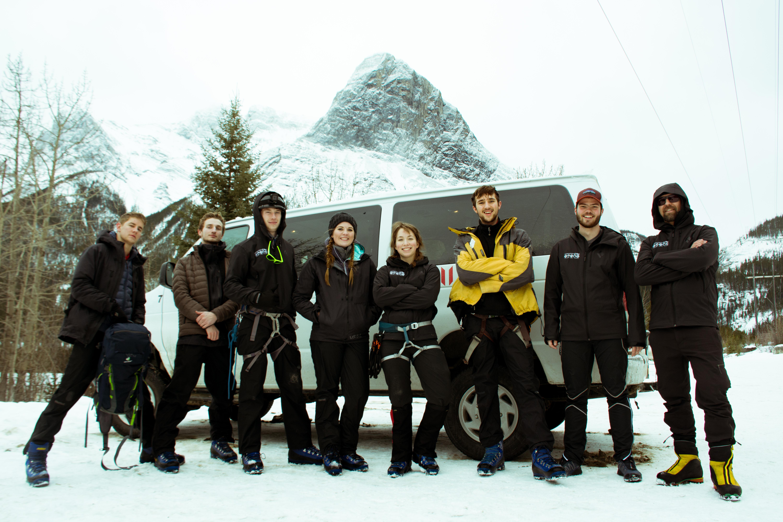 Trip leaders
