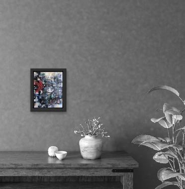 'Butterfly effect' - dark frame