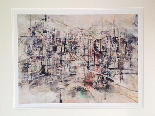 Fragmented City - Limited Edition Prints on Archival paper