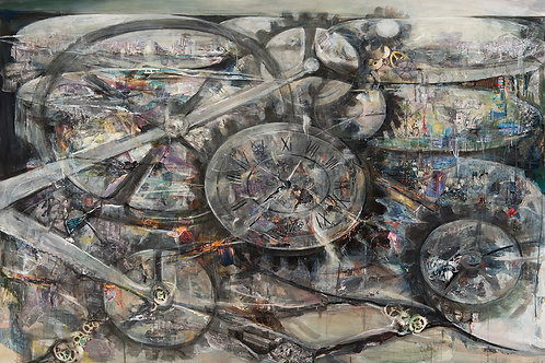 copy of Clockwork - Limited Edition Prints on Archival paper