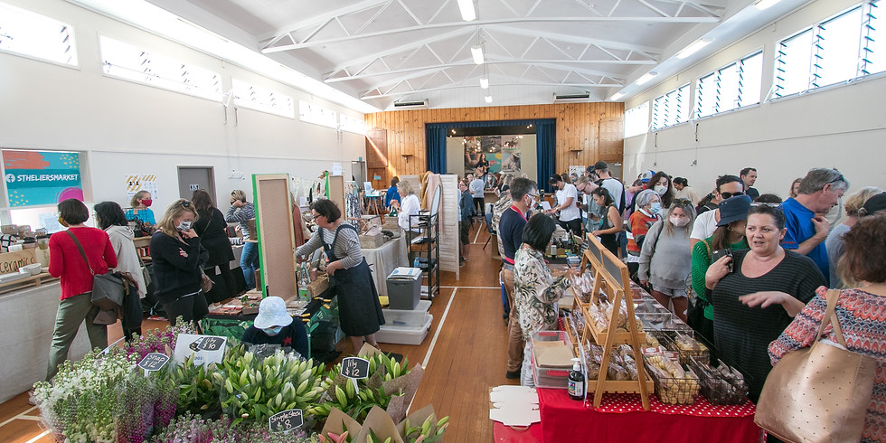 St Heliers Market   Design, Craft & Fine Food