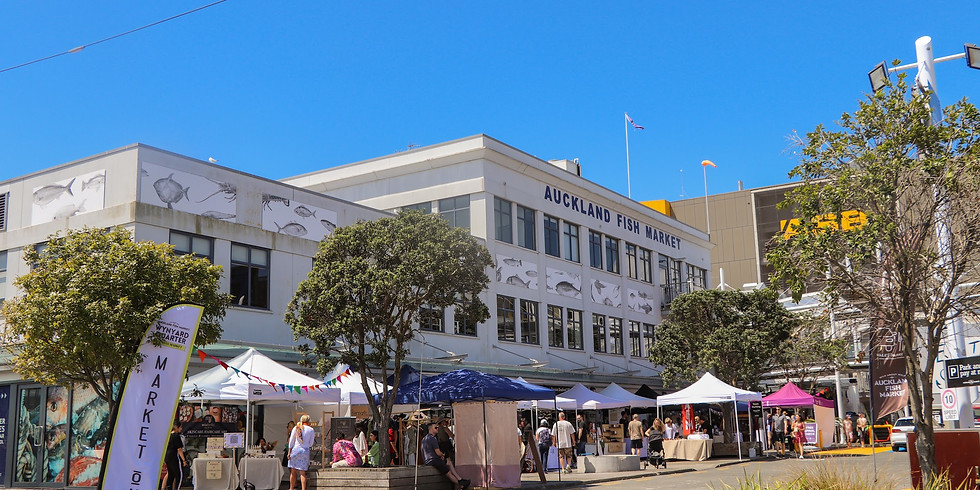 Wynyard Quarter Market