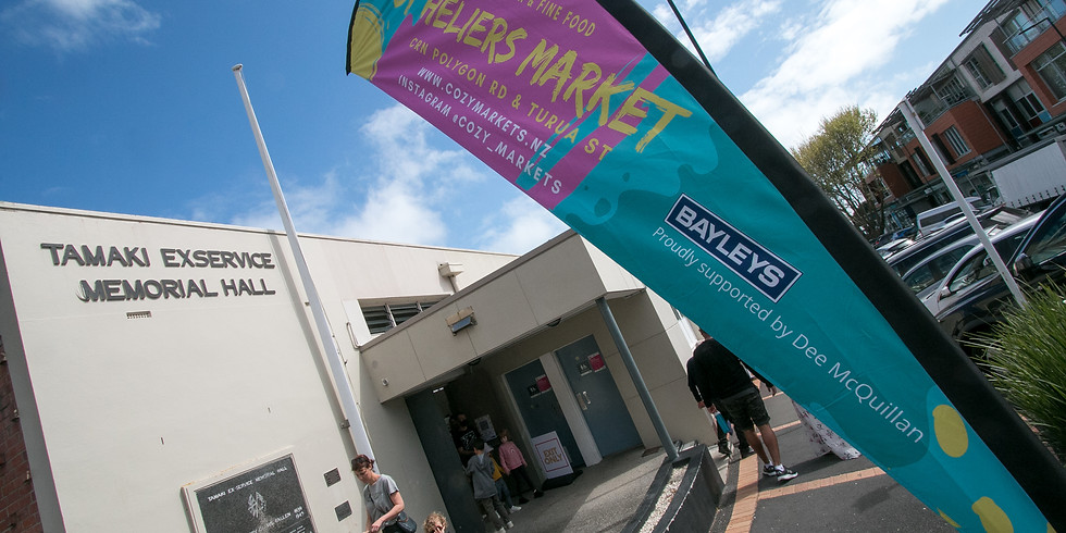 St Heliers Market | Design | Craft & Fine Food