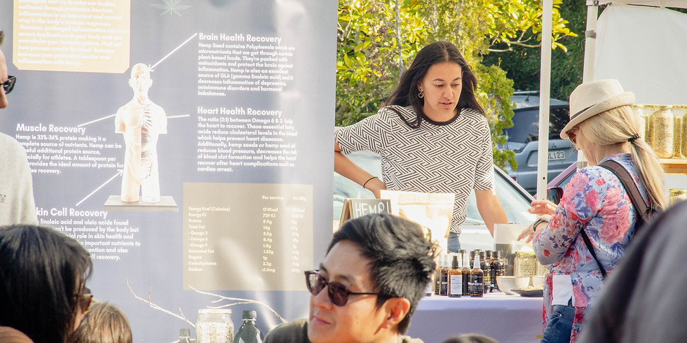Remuera Sunday Market | Design, Craft & Fine Food