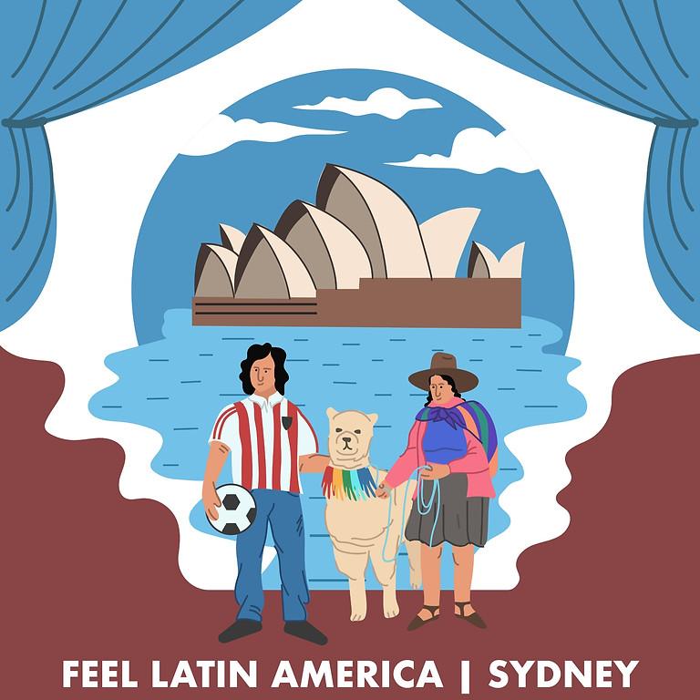 FEEL LATIN AMERICA 2020  (SYDNEY)