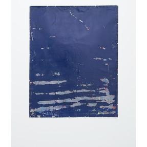 Blue Scraper