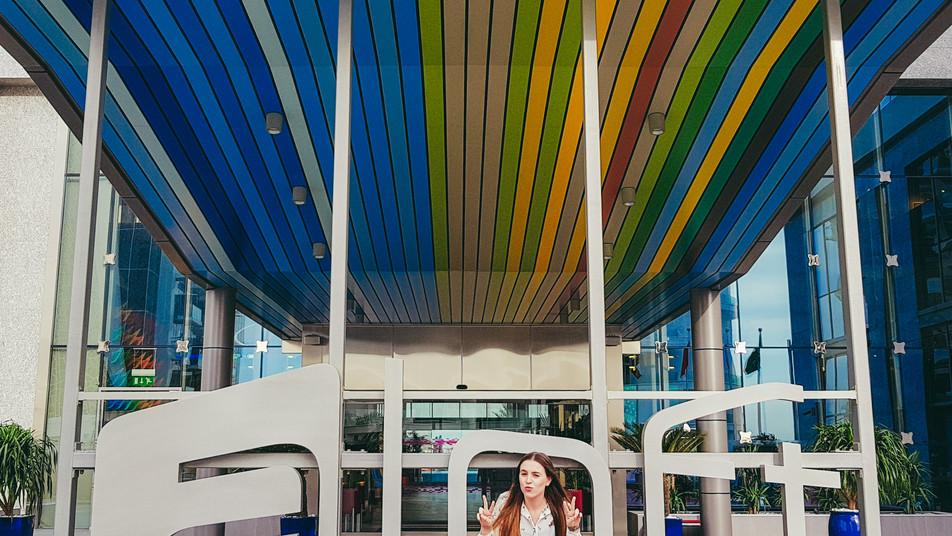 Stylish Functionality at Aloft Palm Jumeirah