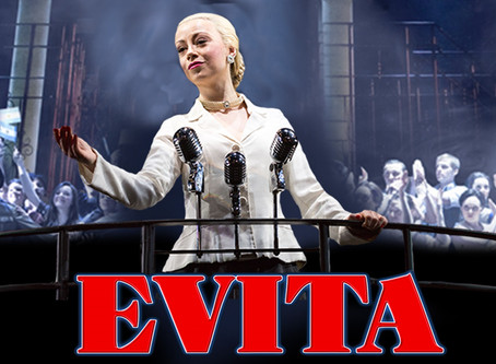 Don't cry for me Argentina! – A dramatic performance of EVITA at Dubai Opera