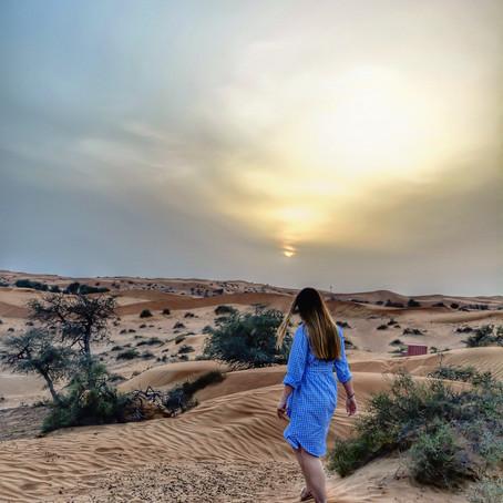 Desert Dreamin' - Ritz Carlton Ras al Khaimah, Al Wadi Desert