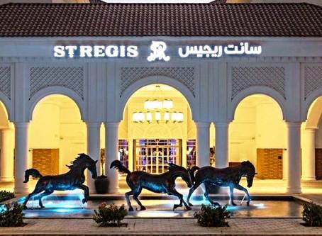The St. Regis Al Habtoor Polo Resort and Club - Equestrian Luxury in an Urban Paradise