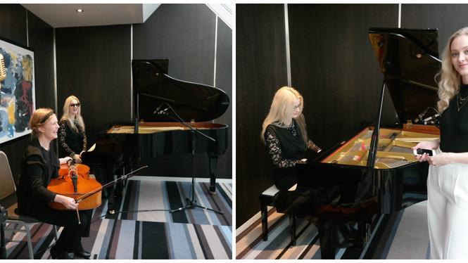 """Akustisk """"Traces"""" Innspilling"""