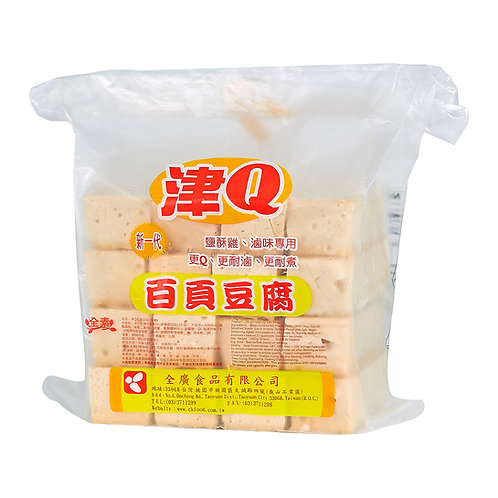 JIN-Q Frozen Q-Tofu 3KG