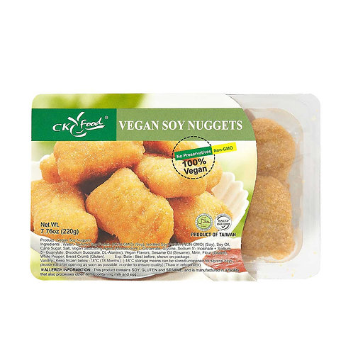Soy Nuggets 220G