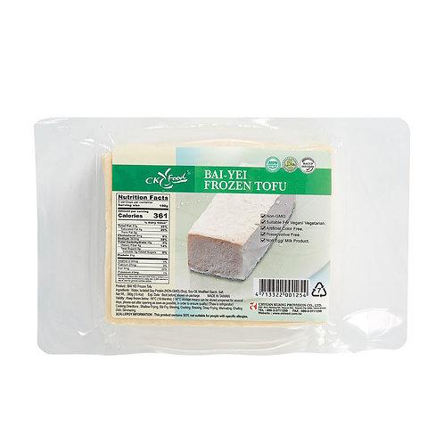 BAI-YEI Frozen Tofu 380G