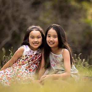 Yuna and Fuuka