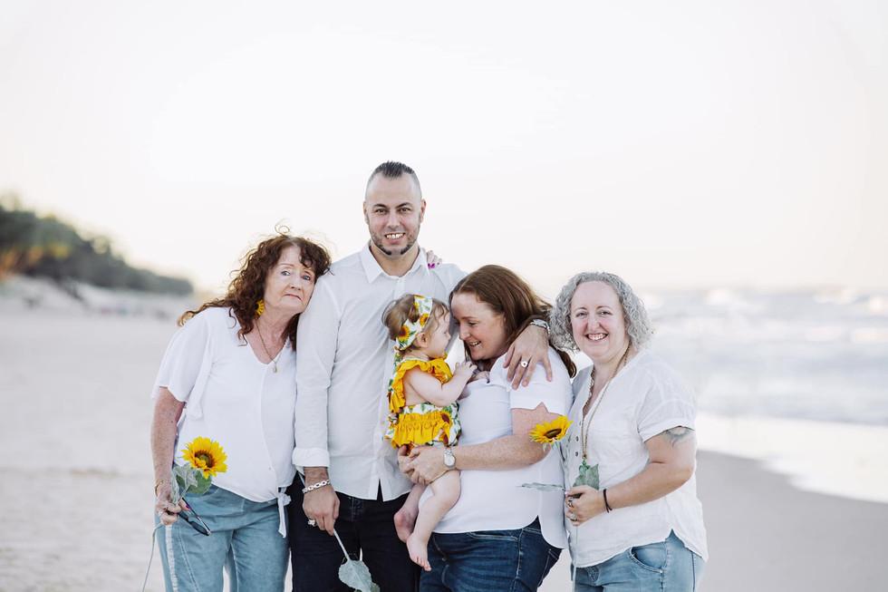 FAMILY PHOTO GOLD COAST