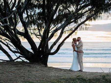 Main Beach Wedding Photo-shoot