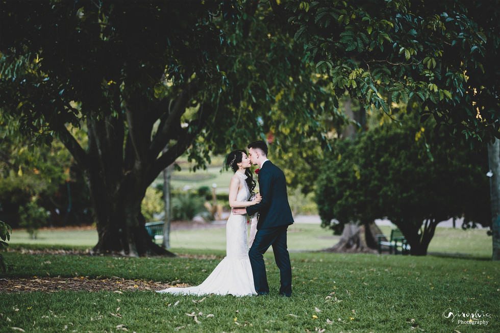 Wedding Photography Government House Brisbane