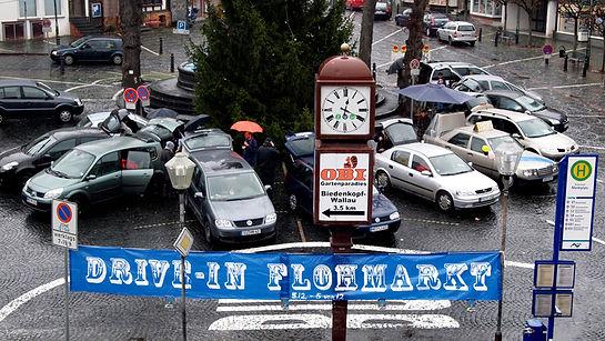 Jennis Li, Skizzen, Drive-In-Flohmarkt (2009)