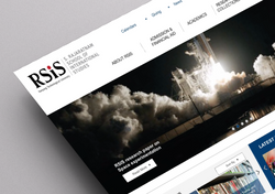 Redesign Website for RSIS