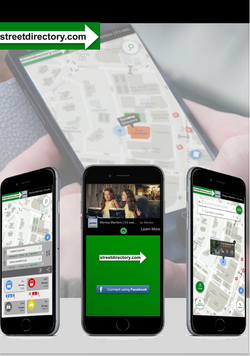 UI Design Street Directory