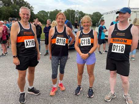23rd June 2021   Erme Valley Relays