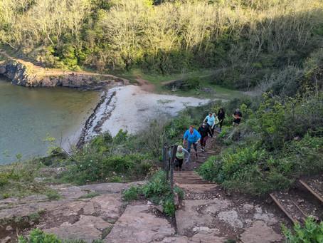 Coaching on Trail running