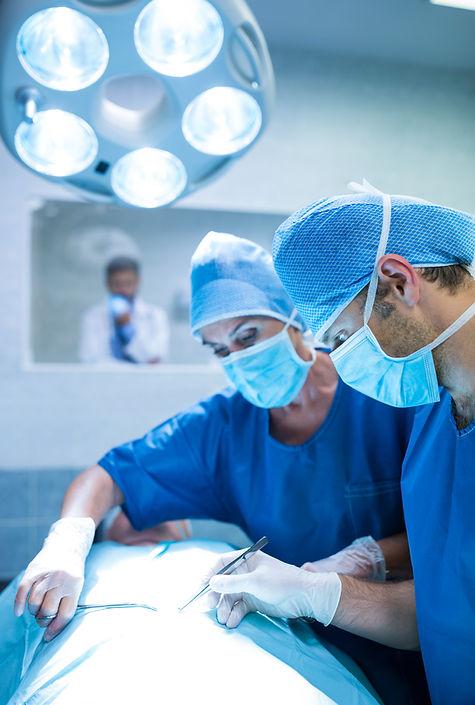hospital saha - cirurgias