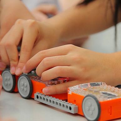 Edison程式學習機器人 編程簡單, 學習邏輯思考與解決問題能力的最佳工具